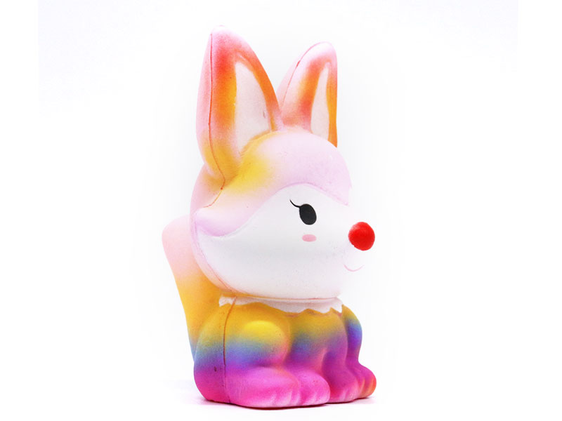 FL-NA Little Fox Squishy PU Slow Rising Squishies Toy