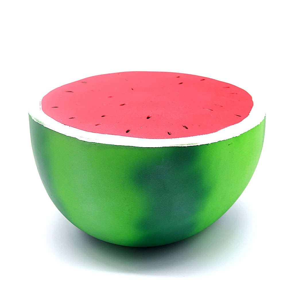 FL-NA Super watermelon Squishy PU Slow Rising Squishies Toy