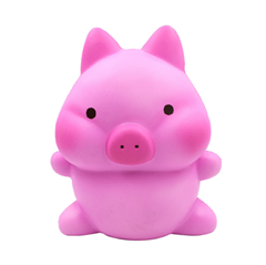 Super Slow Rising Giant Jumbo Pink Pig Squishy Toys Animal Girls Gift